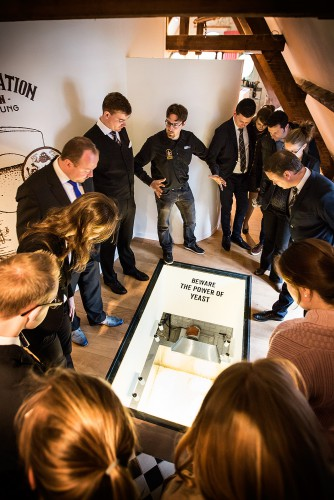 Group Visit Open Fermentation Bourgogne des Flandres